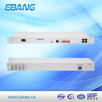 HOT SALE: 4E1 to 4Ehernet Protocol Converter, G703 to ethernet converter