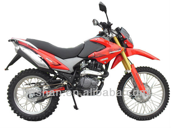 Inverted 250CC Off Road Motorcycle