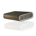 18650 Portable Power Bank 7000 mAh Charger with Metal Housing