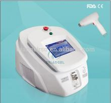 Diode laser 808 nm /China laser permanent hair removal for men