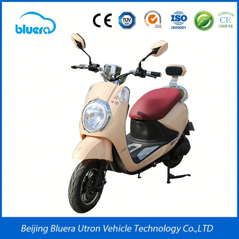 Classical Electric With Lithium Battery Powered Motorcycle 1000W