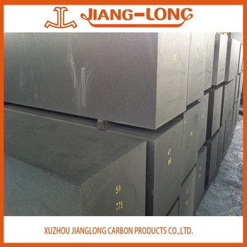 High Density graphite block