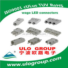 Warm white solar powered led strip light led rope light with end cap and connector ULO manufacturer