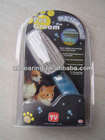 PET GROOM PRO/IONIC PET CLEANING BRUSH