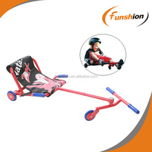China manufacturer swing roller,ezy roller swing scooter,three wheel toy car with poam cushion