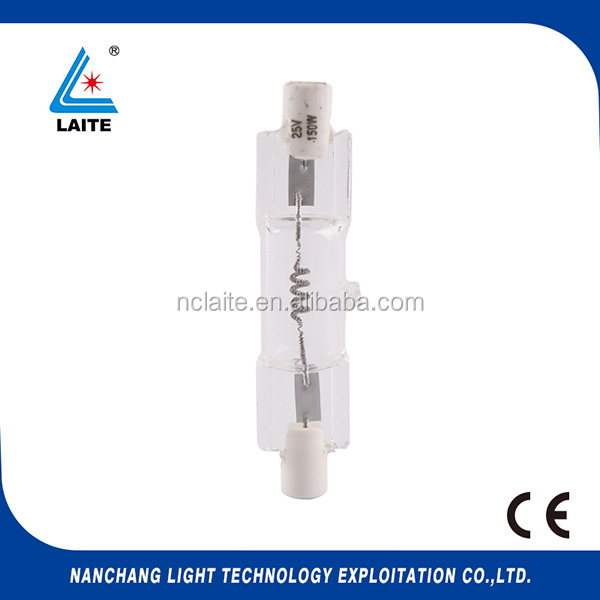 sm18366 ushio 22.8v 75w r7s double ends h56018366 amsterdam microscope halogen lamps