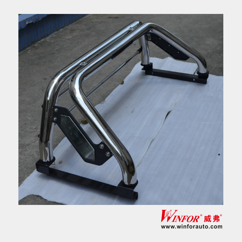 New!!!High quality Stainless steel roll bar for VW AMAROK 2010 roll bars for trucks S/S 4x4 AMAROK roll bar