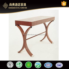 Simply Cheap Wooden Hotel Center Console Table