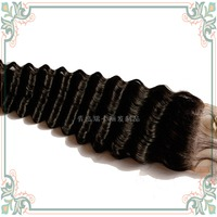 Top quality and best export,discount wholesale for the Deep Wave free parting 4*4 top lace closure