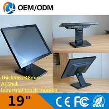 "19 ""High Quality 19 inch Square Screen Computer LCD Monitor With A+ Panel"