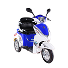 Hot selling citycoco electric scooter three wheel scooter 3 wheel electric car