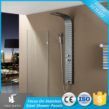 Hot Sale Waterproof Single Handle Classical Shower Panel Water Jets