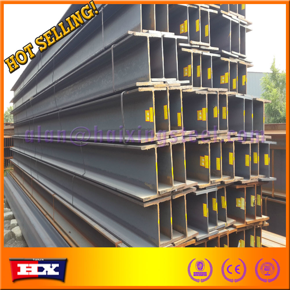 High quality ISO9001 standard steel box beam