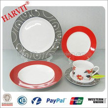 From China Wholesale Market Agents Export Quality Products Top Choice Dinnerware /Cheap Dinner Sets Prices