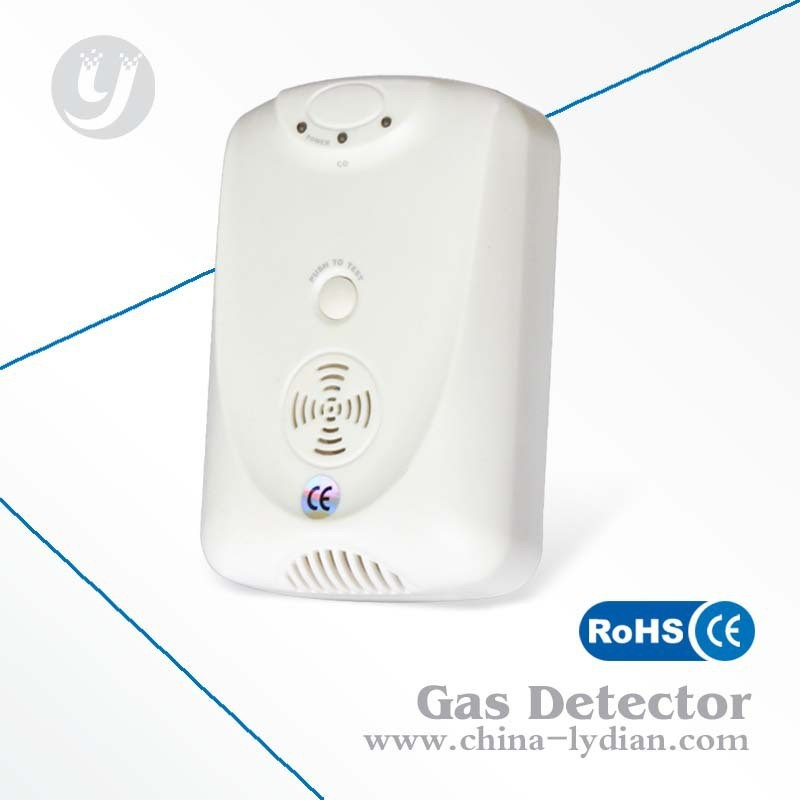 LPG LNG Gas Leak Sensor Warning Alarm Gas Detectors CE Approved LYD-710GS