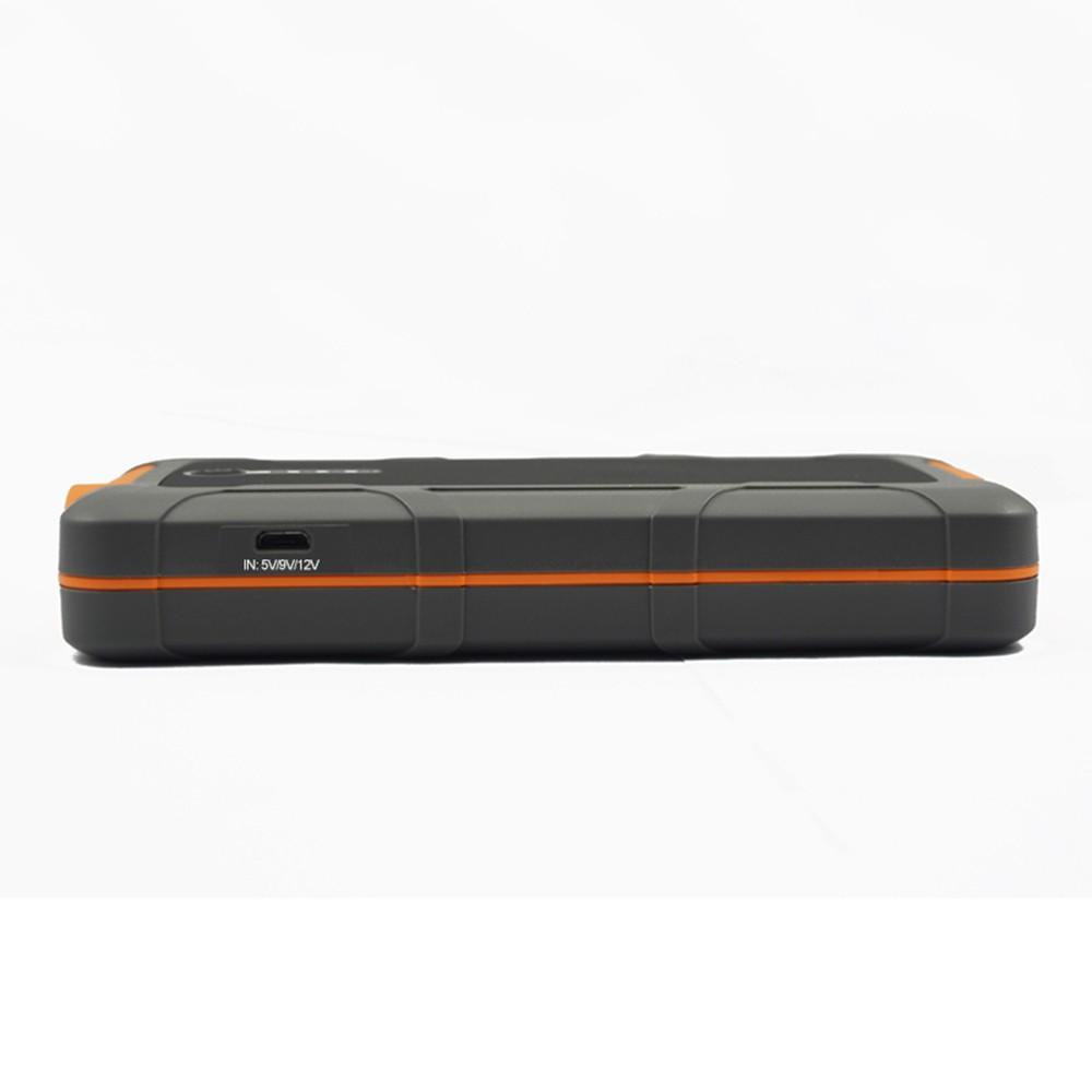 9000 mah mini jumper iniciantes portátil dual banco de potência da bateria de carga rápida 12 V mini saltos