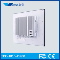 China Market 15 Inch TPC-1015-J1900 wholesale alibaba Industrail Computer With Quad Core
