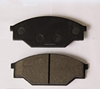 Car parts Brake Pad D438 for VOLKSWAGEN PARTS