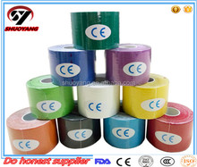 2017 Shuoyang Factory online selling customized muscle skin color medical tape