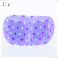 Steam warm eye mask manufacture from china