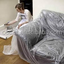 PE Dust sheet drop cloth cover sheet
