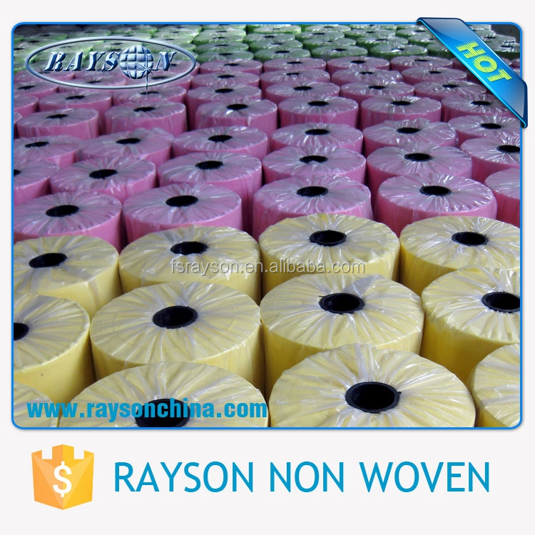 100% PP Flame Retardant Nonwoven Felt in Roll for Oversea Market