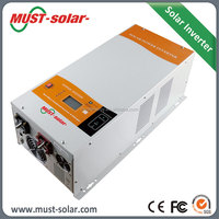 solar system 2 kw inverter 120 vdc to 120 vac inverter china
