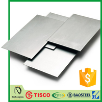 TISCO 3mm 2b surface 316l stainless steel sheet price