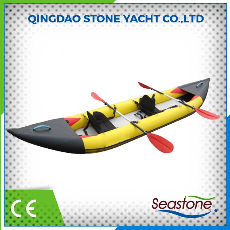 Fully stocked Fishing Pontoons For Hot-Sell Mini Foldable Inflatable Kayaks
