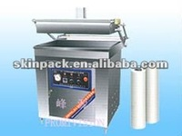 Vacuum Skin Packaging Machine for food/shrimp/meat/fish