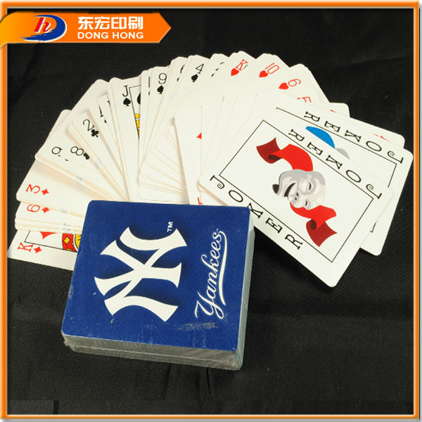 Wholesale 7 Families Bicycle Kem Set Game Playing Cards