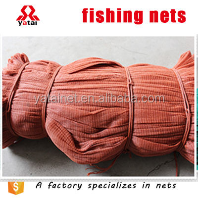 Factory Price Machine Knitting Used Fishing Net For Korea
