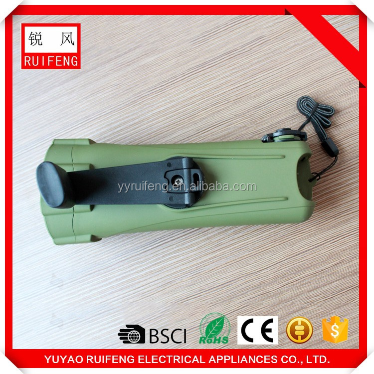 Manufacturers direct sales high quality Diving Depth 10M waterproof flashlight