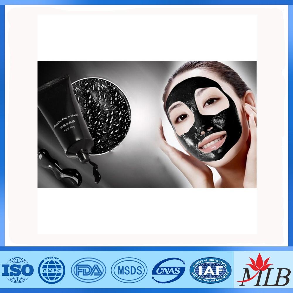 suction black mask instructions