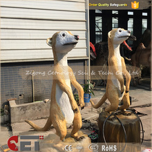 Realistic animatronic anima for salel in Zoo/Theme park /Playground/Shppong mall/Indoor/Outdoor/site of activity