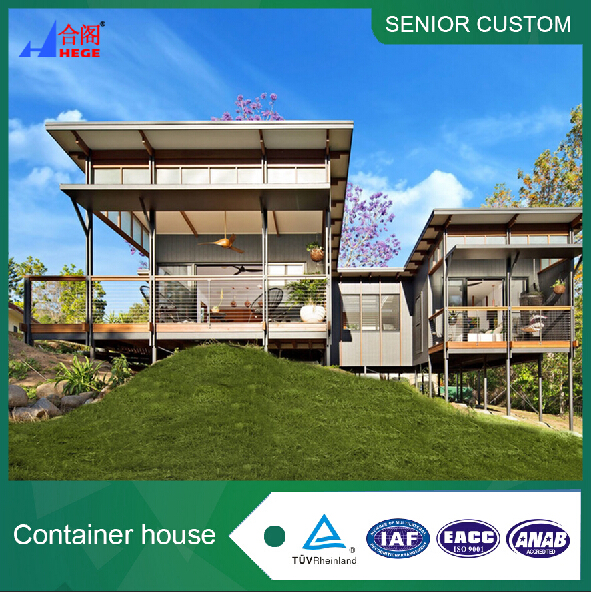 modular student apartment buildings use container house