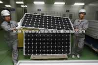 flexible good quality PV modules thin film solar panel 2000 w