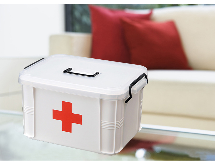 Taizhou hot selling high quality hearing aid case/household medical box