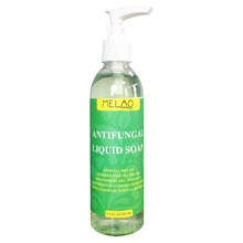 Organic Melao Brand Names Antifungal Liquid Soap with Tea Tree Oil Helps Wash Athletes Foot and Ringworm and Toenail Fungus