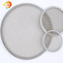 Alibaba stainless steel round metal filter disc customized