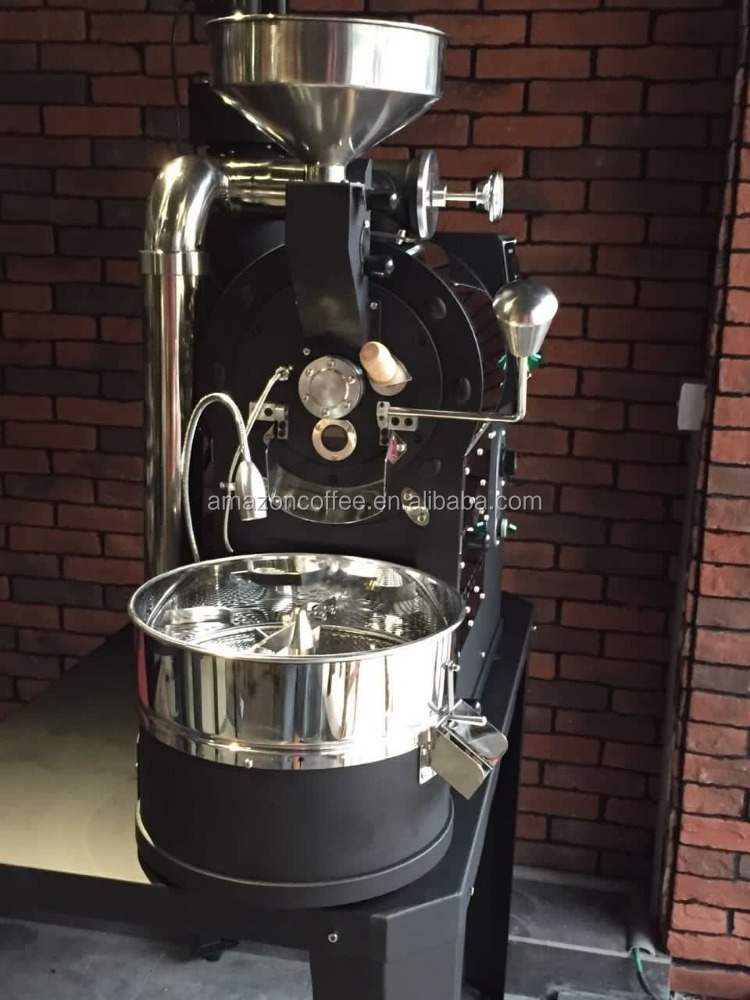 Unique cooling system 1kg Coffee Roaster for Home