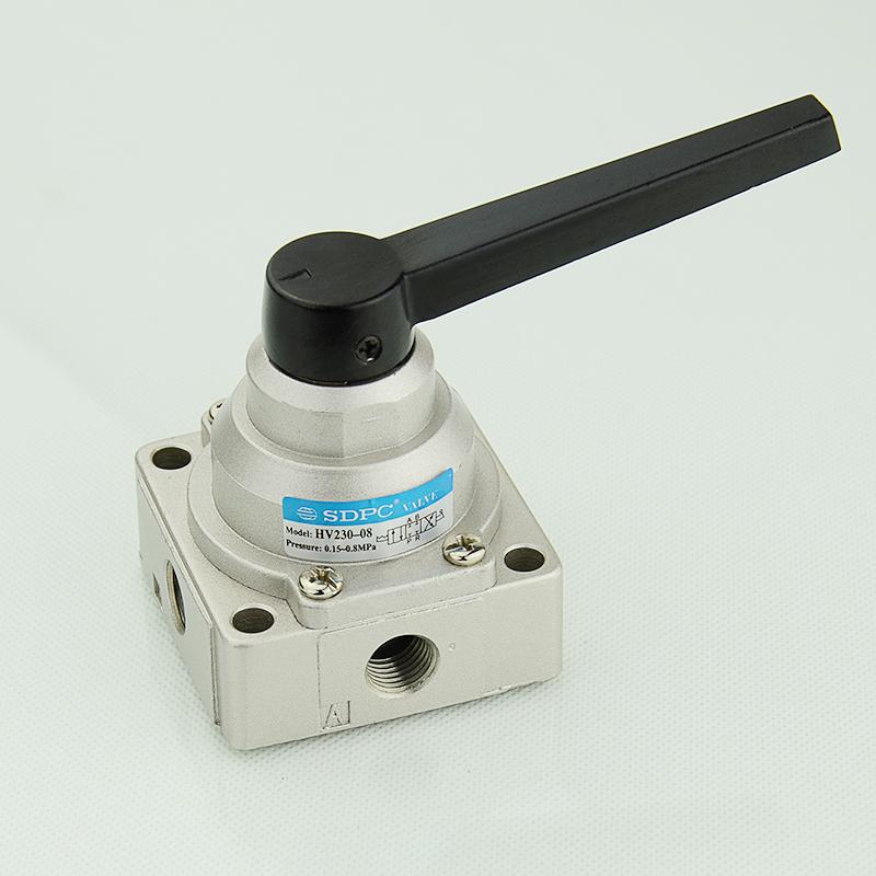 Hydraulic Hand Control Valve : Hand switch valve pneumatic control valves way buy
