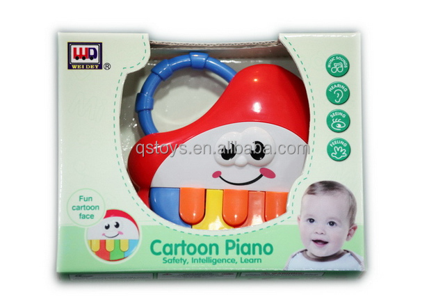 new fun education baby ABS smile musical inserts for toys with EN71