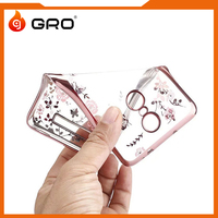 New Arrival Electroplating TPU Case For Redmi Note3