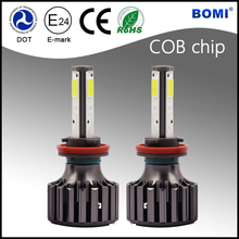 New design three sides led headlight bulbs toyota hiace headlight and mazda 3 headlight with IP65