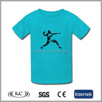 fashion usa trendy 100 cotton man blue shop t shirts