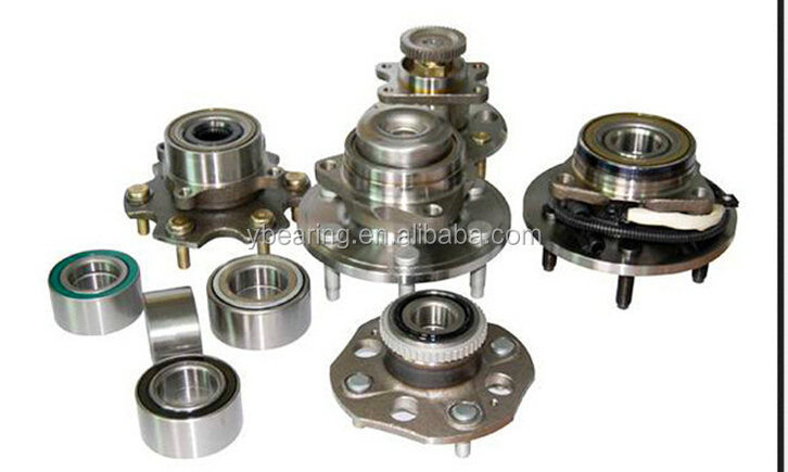 auto wheel hub bearings DAC 42760039 2RS