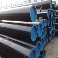 Durable API Black Seamless Steel Pipe