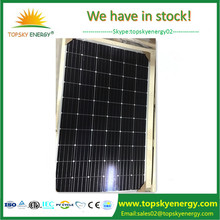 Top 10 solar panel supplier Talesun monocrystalline 280w solar panel cheap PV module for sale