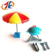 Funny Kitchen Cooking Toys Kids BBQ Toy Set